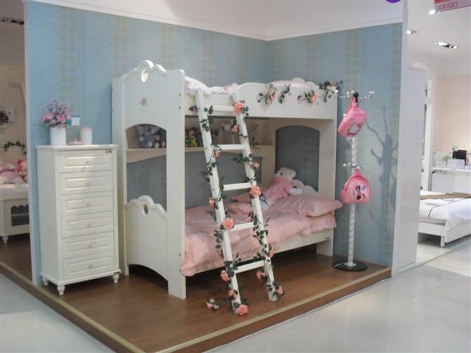 儿童上下床 - 家具 - 全友家私高淳店