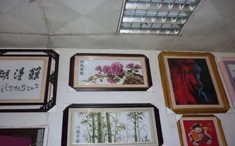 在中国十字绣市场的蓝图上增添更浓重